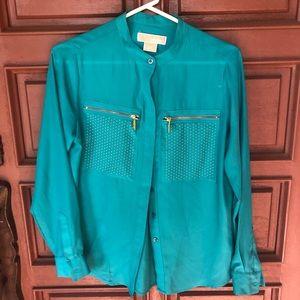 Michael Kors petite blouse